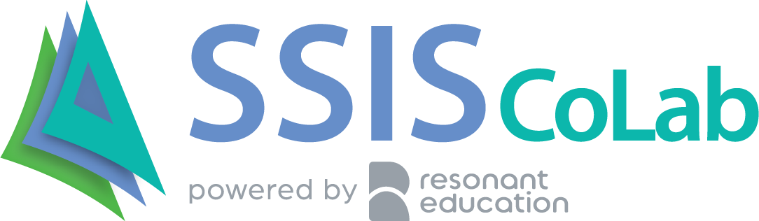 SSIS CoLab Powered by ResEd Logo